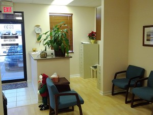 Massage Clinic Front Desk